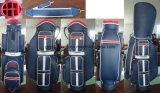 Arbeitsweg-Karren-Golf-Beutel mit Rädern/Entwurf Ihr eigener wasserdichter Golf-Beutel-Großverkauf