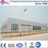 Structure métallique industrielle préfabriquée pour l'entrepôt (ZY352)