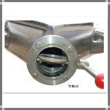 V tipo equipamento do misturador do pó de leite