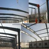 Atelier de construction d'acier léger pré-ingénierie pour l'Afrique