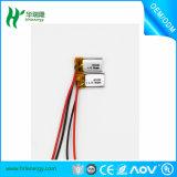 Pack batterie d'ion de lithium 80mAh 3.7V par le constructeur OEM