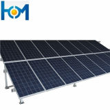 3.2mm Solar Panel Use Tempered Arc Solar Panel Glass avec OIN, SPF, GV
