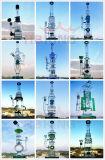 Waterpijp van het Glas van de Recycleermachines van de Installatie van de SCHAR van de Olie van China van Hbking de In het groot, de Rokende Pijp van het Glas van de Beker van de Vervaardiging in Voorraad