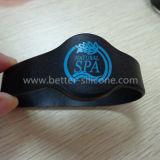 Браслет модного водоустойчивого кремния резиновый RFID