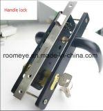 Porta de vidro de alumínio com batente térmico forte de alta qualidade com porta fechada (ACD-005)
