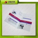 /브로셔 인쇄하거나 중국에서 인쇄하는 카탈로그 인쇄 직업적인 책