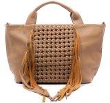 De Handtassen van Nice van de Handtassen van het Leer van de Dames van de Manier van de Handtassen van de Dames van de ontwerper voorzien online