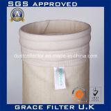 Filtertüte des Rauchgas-Staub-Ansammlungs-Systems-Aramid