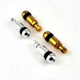 Válvula del neumático de goma Tr414 para el accesorio de la rueda de las piezas de automóvil