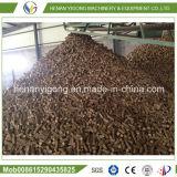 Holz der Lebendmasse-2t/H beizt Produktionszweig