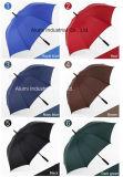 فندق لعبة غولف مظلة صنع وفقا لطلب الزّبون علامة تجاريّة 23 25 27 30 بوصات