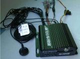 H. 264 миниый автомобиль DVR 3G, GPS и канал DVR карточки SD WiFi 4 (HT-6605)