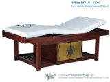 Cama de madeira elétrica 12d02 da beleza dos TERMAS do estilo chinês