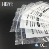 Мешок слайдера PE тавра Ht-0616 Hiprove с печатание