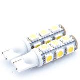 Lámpara experimental del coche de T10 13SMD 12V 3528 LED
