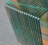 vidrio endurecido del vidrio Tempered de la ventana del claro de 6m m