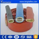 De Koker van de Brand van het Silicone van de Kabels van de Beschermer van de Flexibele Slang van de grote Diameter