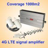 새로운 Lte 이동할 수 있는 신호 증폭기 75dB 4G 2600MHz 신호 승압기