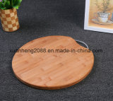 Bambusküchenbedarf-Doppelt-Seiten-Gebrauch-Gemüsebambusausschnitt-Vorstand