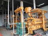 Gerador da biomassa da microplaqueta de madeira de Syngas da palha do Husk do arroz da gasificação da potência