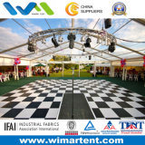 Tente Transparente Imperméable à L'eau de Chapiteau de 15m pour L'exposition D'événement D'usager