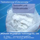 Testosterona esteróide positiva Undecanoate Andriol/5949-44-0 do pó