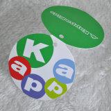 Gefaltet ringsum Papierkarten-Fall-Marke mit Cmyk Drucken