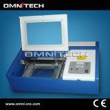 Máquina do laser da marcação do carimbo de borracha do laser para o selo