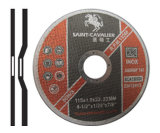 ステンレス鋼125X1.0X22.2のための切断の車輪