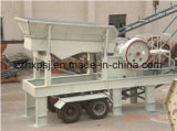 China Mobile Jaw Crusher con Competitive Price