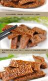 El análogo de la carne de la soja de la alta capacidad tiene gusto de la máquina de la proteína