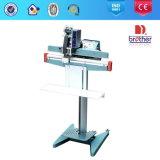 Pedal de la máquina de sellado con la impresora PFS-P450