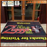 Couvre-tapis estampé par plancher en caoutchouc extérieur professionnel de natte