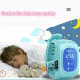 Heißer verkaufender intelligenter Uhr-Verfolger PAS-GPS für Kinder/Kinder (H3)