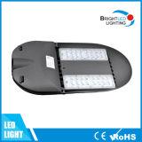 IP65 Osram LEDチップ50W EMCおよびLVDの屋外LED街路照明