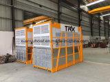 Material do preço do competidor Sc200 de Xmt que levanta o elevador industrial