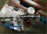 Control manual de madera Franja de borde de la máquina de fábrica