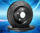 Fournisseur d'or avec les rotors de frein à disque de frein de prix bas de qualité OE Su001A1063 pour le véhicule Toyota Proace 1/6 D-4D