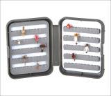 두 배 크기 방수 어업 플라스틱 비행거리 상자