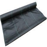 Tessile della stuoia/orticoltura del Weed tessute pp/tessuto di paesaggio