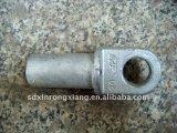 Linguetta dello zoccolo del getto della parte del ghisa della protezione dello zoccolo