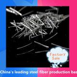 2017 Derretir-Extrajo la fibra del acero inoxidable para el concreto refractario