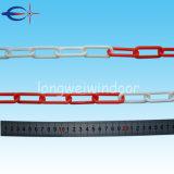 赤くおよび白いプラスチック鎖(LWP6-4121)