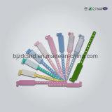 Wristband tecido barato maioria feito sob encomenda por atacado da tela