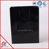 Sac à provisions estampé par logo de propriétaire, sac de cadeau, sac de papier avec le traitement