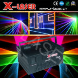 Animation-Laserlicht-/Outdoor-Stufe Ligjhting /Advertising der Leistungs-Mini10W RGB farbenreicher Laser-Projektor