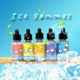 얼음을%s 완전히 새로운 패킹 그리고 새로운 취향 E 액체