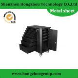 Изготовленный на заказ изготовление металлического листа нержавеющей стали для шкафа компьютера