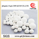 Bola de cerámica el 17%~23% Al2O3 del alúmina inerte