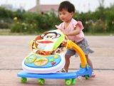 2016 caminhante do bebê do certificado 1888 \ Ce \ 3c do En, carros de balanço do brinquedo do bebê ao mercado de Europa